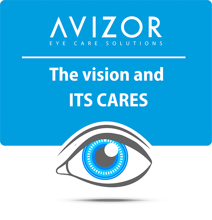 The vision and its cares