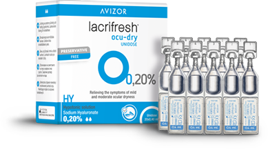 Lacrifresh - Ocu-dry 0.20%