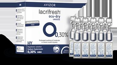 Lacrifresh - Ocu-dry 0.30%
