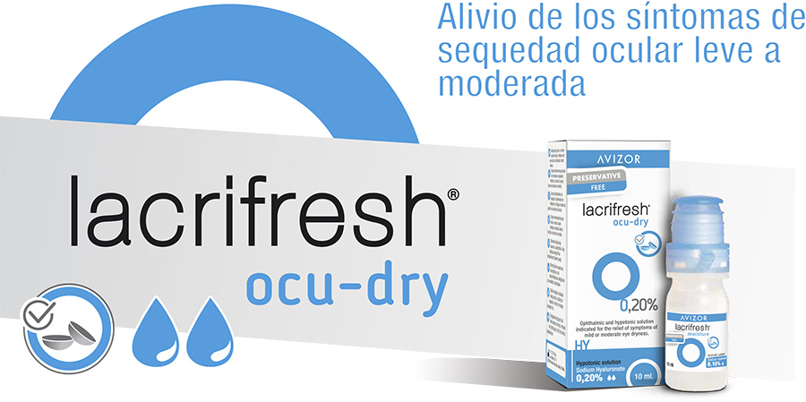 Lacrifresh Ocudry 0.20