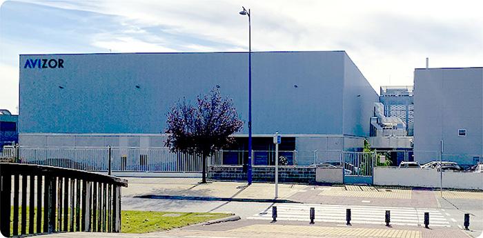 Avizor - Nuevas instalaciones ampliación